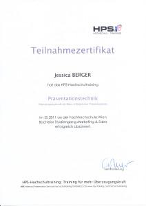 Jessica Berger